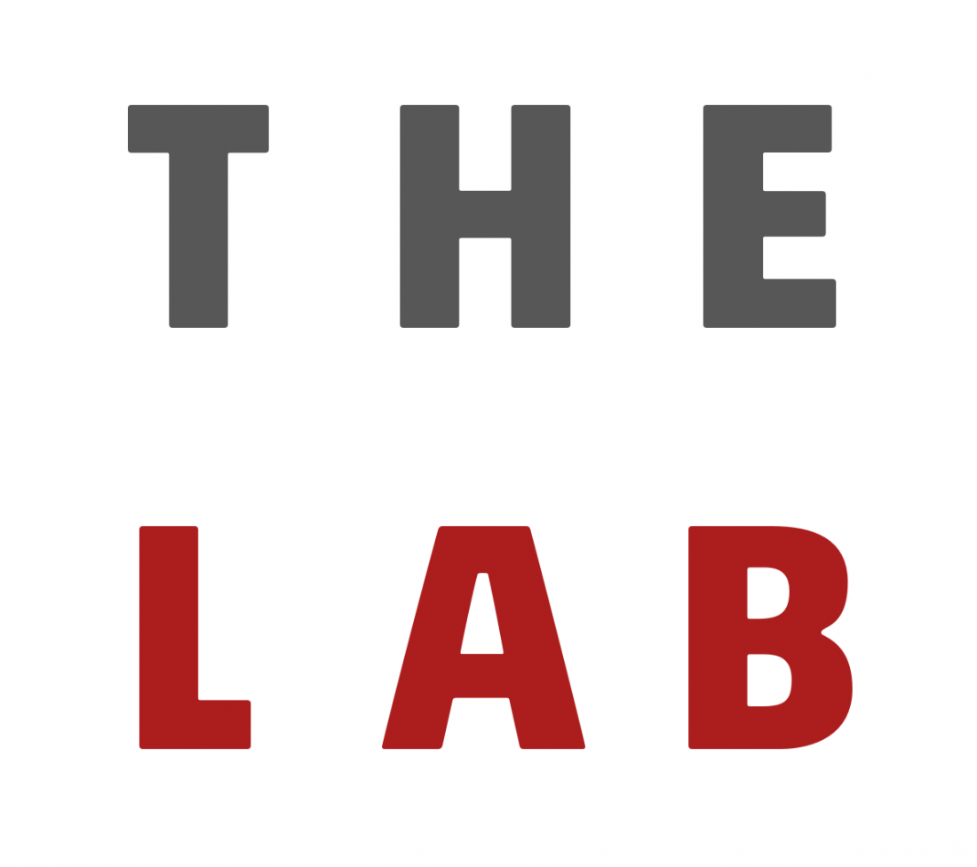 The lab concise logo