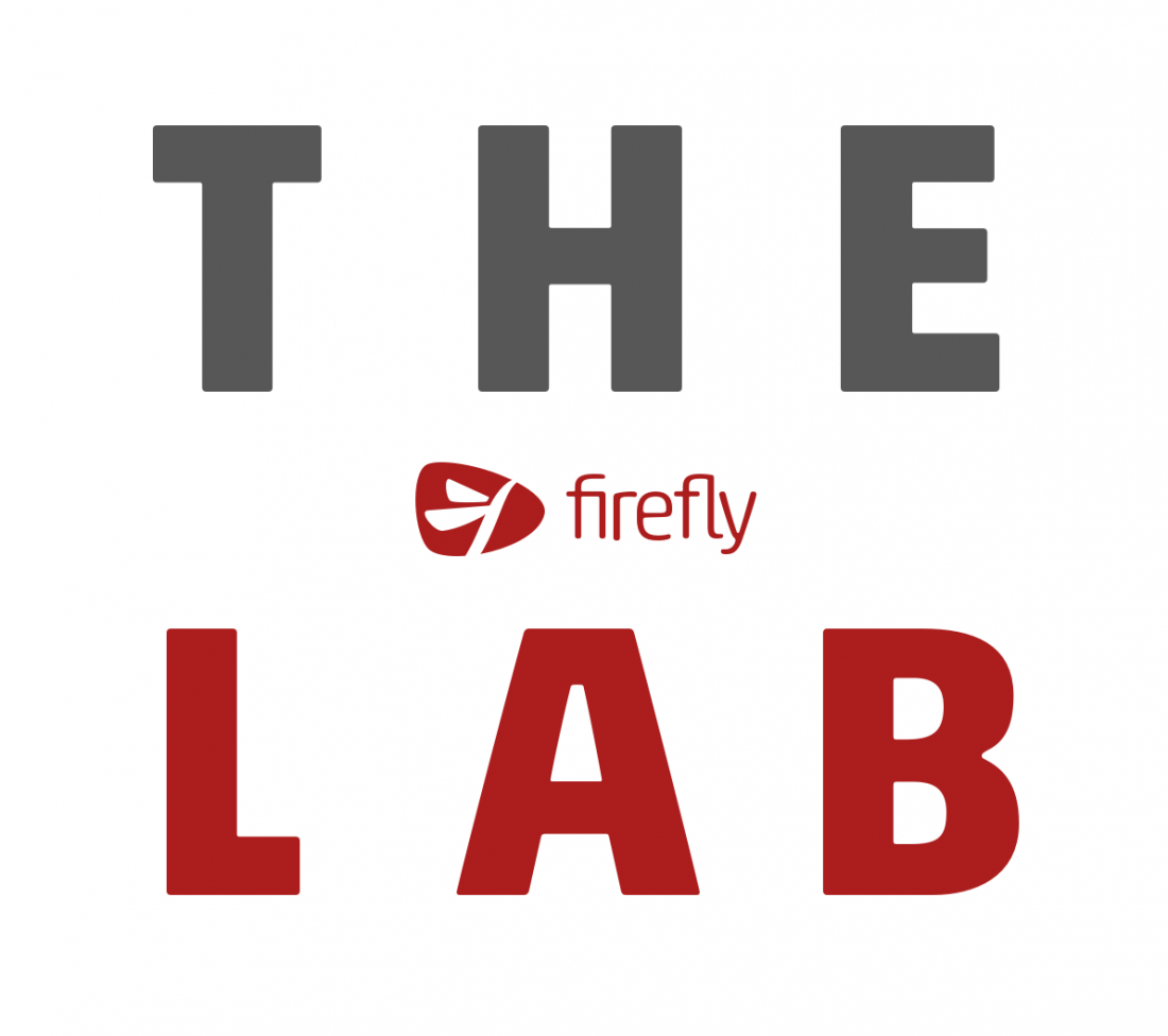 The Lab full logo